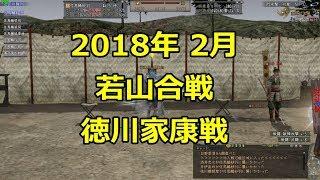 この動画は2018年2月に行われた雑賀衆vs徳川家の合戦動画です。 軍師撃...