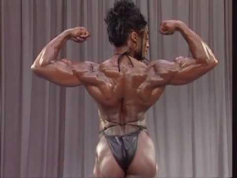 Ms. Olympia 2001 - Lesa Lewis