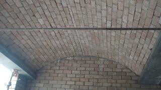 Vault roof construction