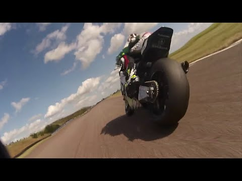 Onboard with Dan Linfoot: MCE BSB race two at Thruxton