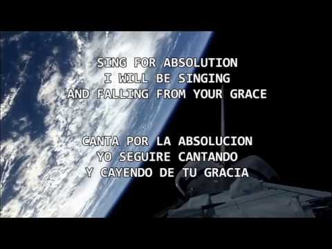 Sing for absolution-Muse (Español/Ingles)