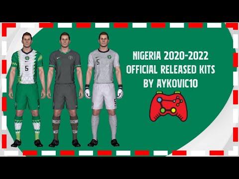 PES 2017|Nigeria 2020-2022