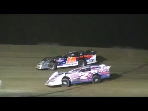 360 Late Model Feature | Woodhull Raceway | 8-8-15
