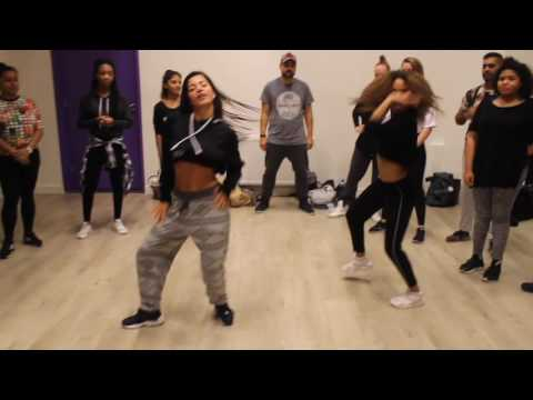 DJ Henry X ft Wizkid - Like This |Reis Fernando Choreography