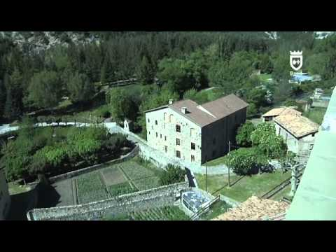 3 BAGÀ Església de Sant Esteve, Molins i Pont de la Vila castellà)