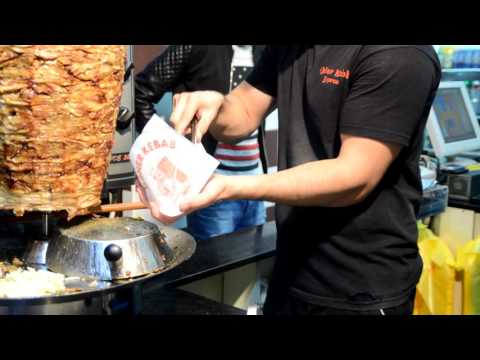 Shawarma of The World | Doner Kebab Express  | Budapest  |  شاورما | 沙威瑪 |  Шаурма | Street Food