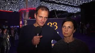 WFF 2017Małgorzata Staroń Wojciech Staroń,producentka operator Rodzina na sprzedaż/A Sort of Family