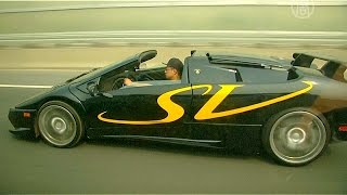 Точную копию Lamborghini Diablo сделали в Китае (новости)