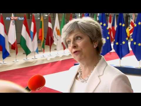 تيريزا ماي تتعهد بحماية مواطني أوروبا  - نشر قبل 7 ساعة