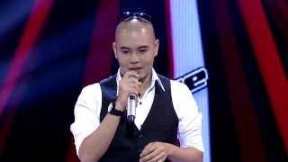 Repeat youtube video The Voice Thailand - อ้น กันณพงศ์ - โกหกหน้าตาย - 22 Sep 2013