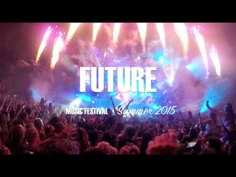 FUTURE MUSIC FESTIVAL 2015 - MELBOURNE - After movie