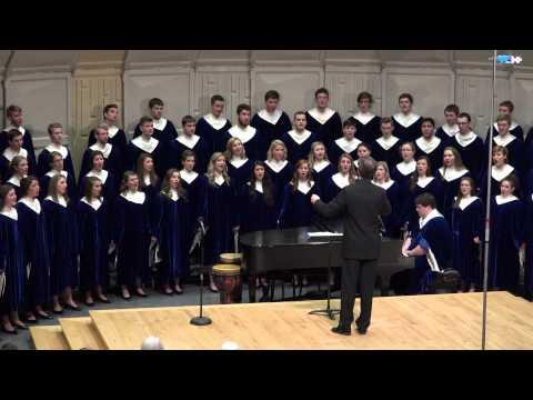 Nordic Choir - Grace Before Sleep - Susan LaBarr