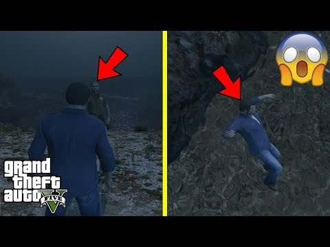 OMG Devin's GHOST ATTACKED me at 3:00 AM in GTA 5!