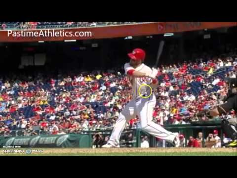 Bryce Harper Swing Analysis