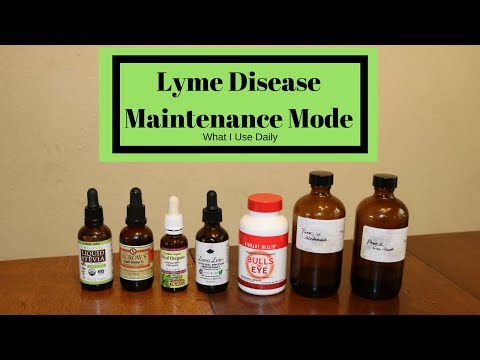 Lyme - Maintenance Mode