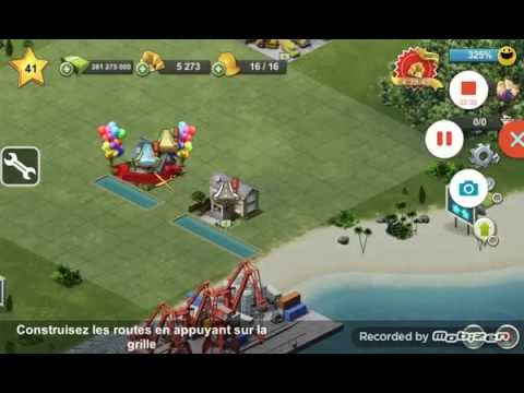 Hack Mod City island 4 v1.3.1 Android