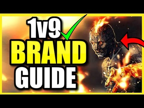 HOW TO BRAND SUPPORT 1v9 FOR BEGINNERS! | League of Legends