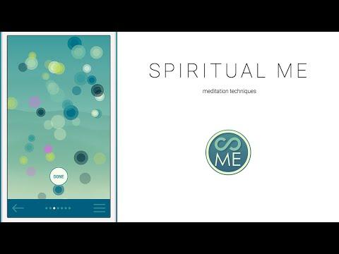 Spiritual Me: Meditation App - techniques for mindfulness