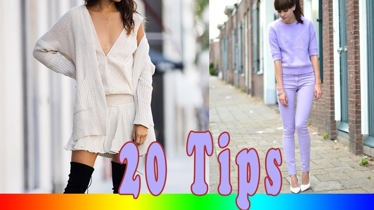 ce46a829eab 20 Style Tips On How To Wear Monochromatic Style - YouTube