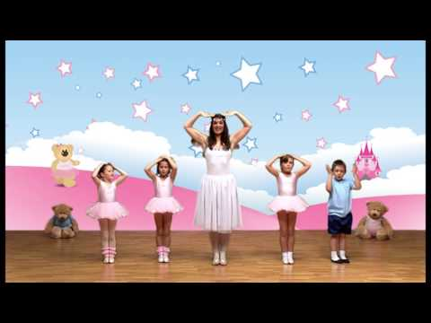 babyballet® Favourite Songs Stretch Up High