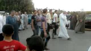 جنازة سيدنا الشيخ محمد عبدالغنى قرية نوى شبين القناطر