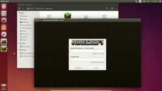 How to install Minecraft in Ubuntu 14.04