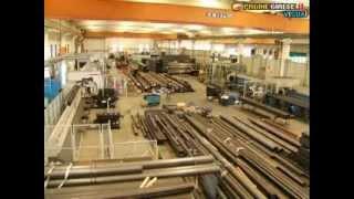 CMM : carpenteria per il settore fotovoltaico