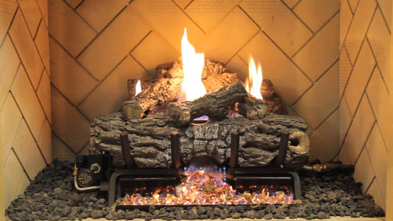 Vent Free Gas Logs by RH Peterson- G10