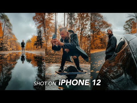 iPhone 12 & 12 Pro Cinematic Footage and Photos Camera Test