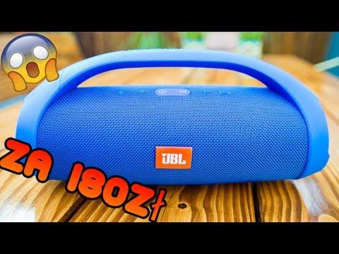 Podróbka JBL BOOMBOX - Czy warto?  *Byłem Zaskoczony*