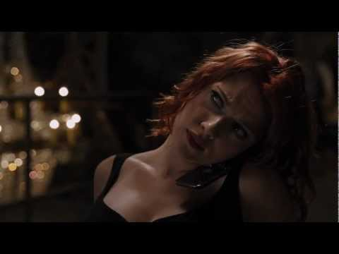 Maria Hill/Natasha Romanoff Vid - Avengers - Wolf