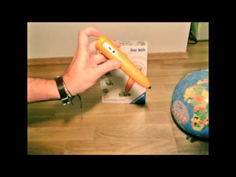 tiptoi - elektonisches Lernsystem von Ravensburger (puzzleball Globus)