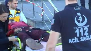 ESOGÜ saldırısında ölen kişilerin yakınları sinir krizi geçirdi