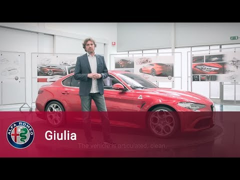 Alfa Romeo Giulia | Interview with Chief Designer