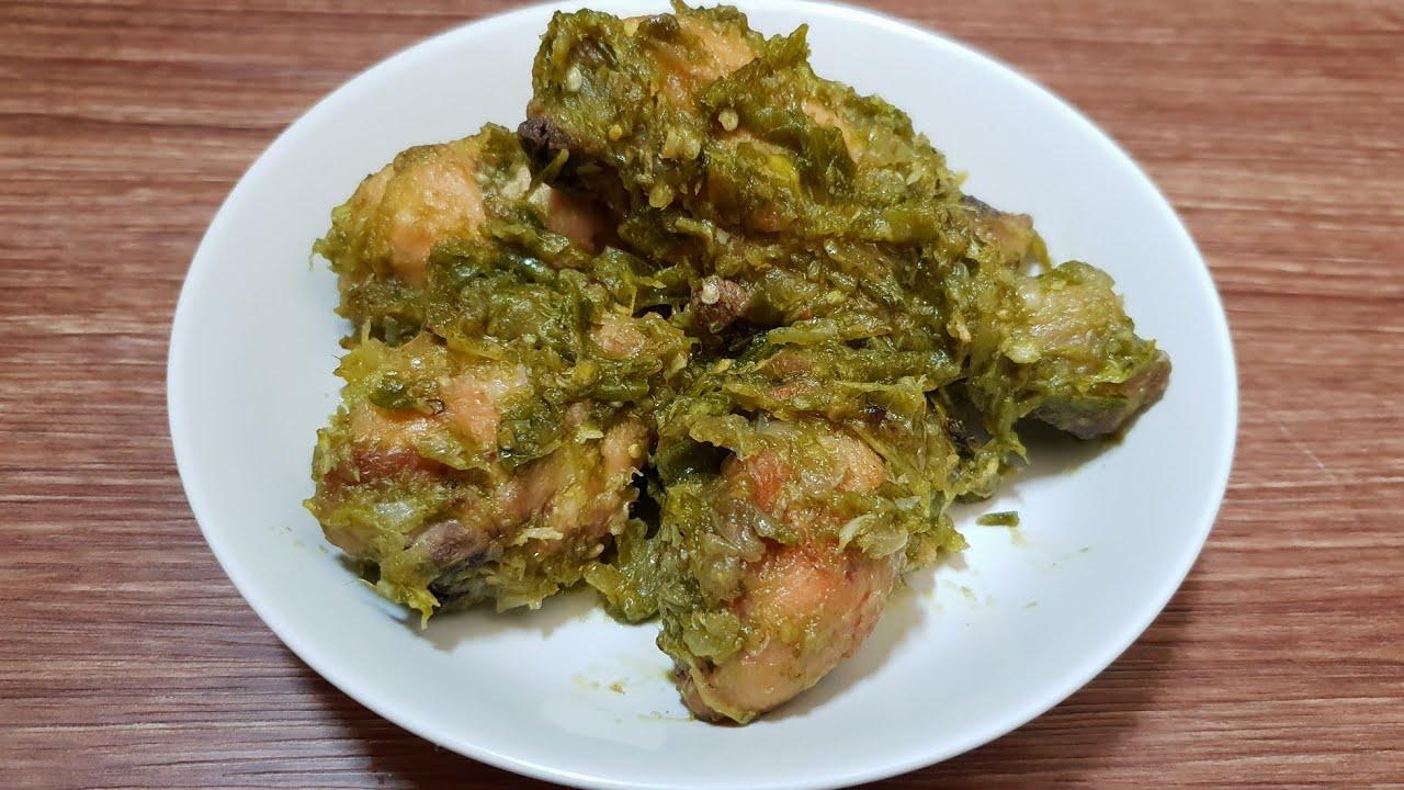Ayam Cabe Ijo Padang