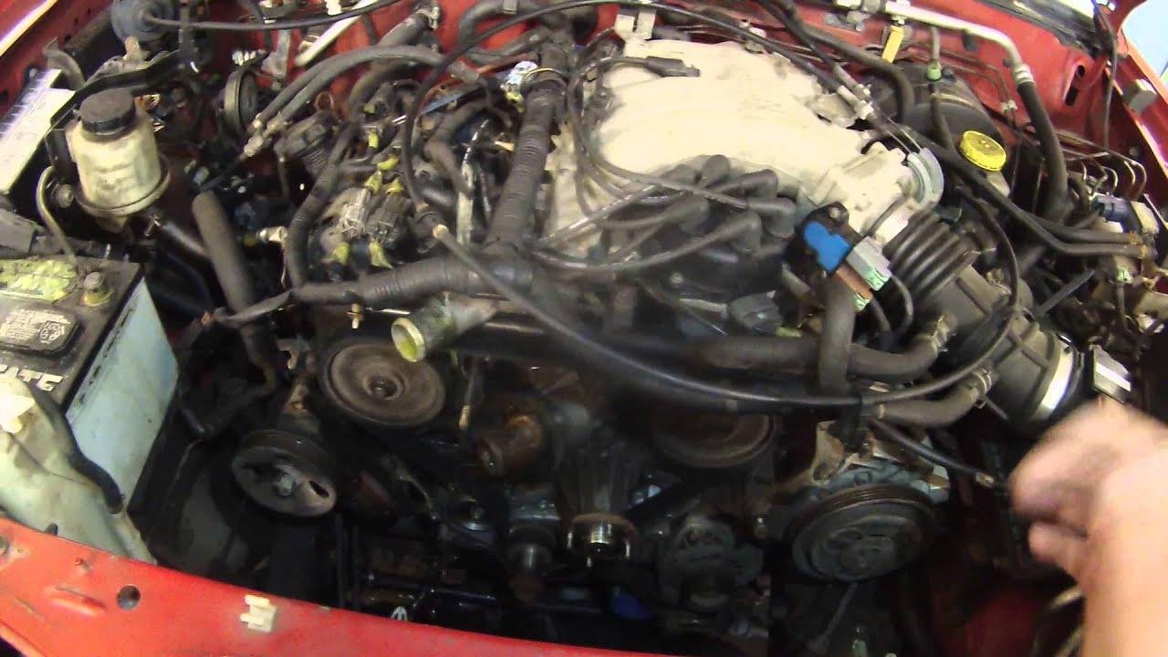 2000 Nissan Xterra 3 Timing Belt No Damage Youtube Jeep Engine Failure