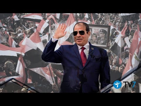 Egypt: al-Sisi's second term in office  - Jerusalem Studio 319