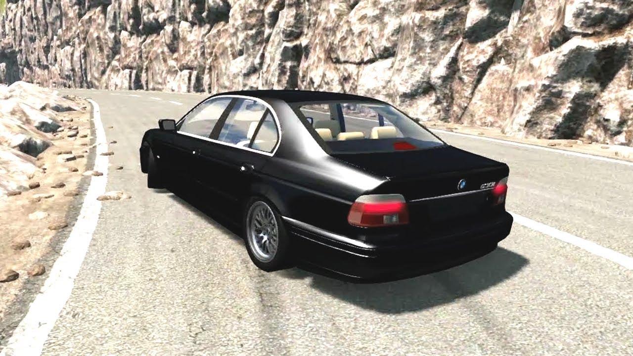 Preparei a BMW E39 pra drift!