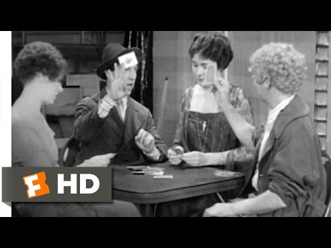 Animal Crackers (5/9) Movie CLIP - Let's Play Bridge (1930) HD