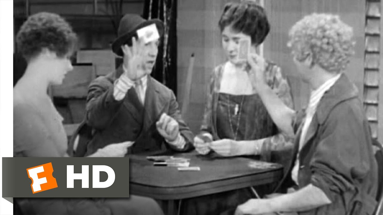Animal Crackers (5/9) Movie CLIP – Let's Play Bridge (1930) HD