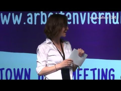 re:publica 2016 – Arbeiten 4.0 – Town Hall Meeting mit Bundesarbeitsministerin Andrea Nahles on YouTube