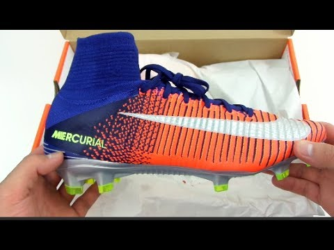 newest 2e64a 23d24 Nike Mercurial Superfly 5 Time To Shine Unboxing