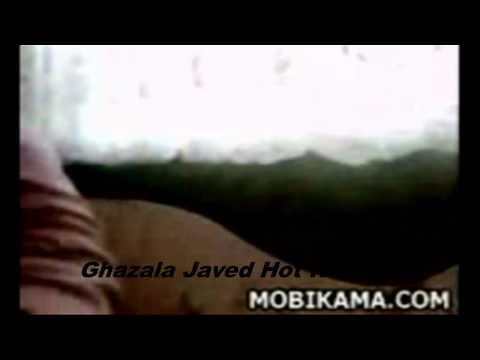 Ghazala Javed New Hot Kising