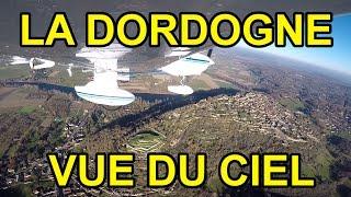 Sarlat Domme et les châteaux de la Dordogne en avion  - Aéroclub de Limoges