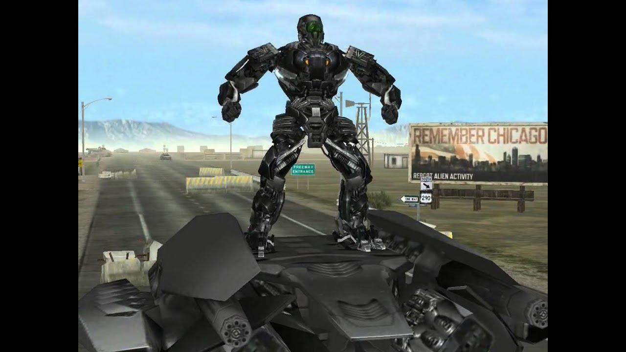 Скачать автоботы 4 игра