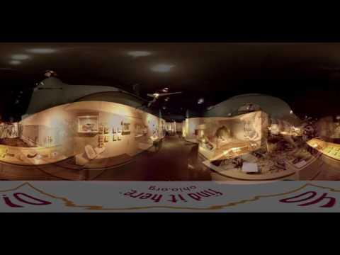 Touring Cincinnati Museum Center [Ohio 360˚ Virtual Reality]