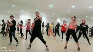 Download Lagu Calvin Harris   5 AM ft Tinashe | Choreo By Jay Indonesia mp3