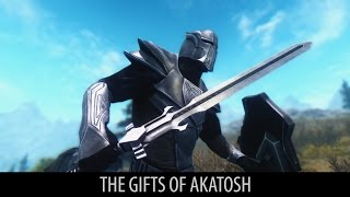 GODLIKE ARMOR - Skyrim Mods - The Gifts of Akatosh (PC | XBOX One)