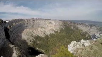 Creux du van -  Wanderrunde im Schweizer Jura