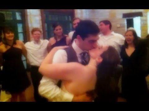 James Nancys Wedding Reception Last Song Chicago Youtube